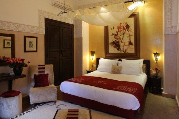マラケシュ・メディナエリアのおすすめホテル「Le Riad Monceau」