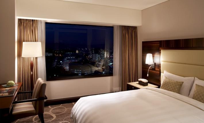 「LOTTE HOTEL」30 Eulji-ro, Jung-gu, Seoul, 大韓民国