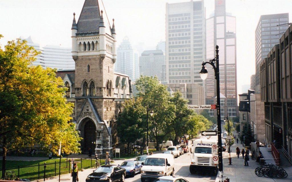 Downtown_Montréal