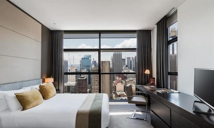 シドニーおすすめホテル「Fraser Suites Sydney」料金は1泊2万円後半〜