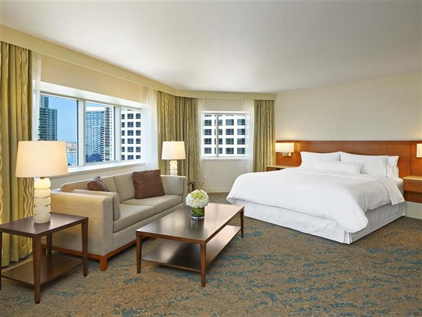 「The Westin San Diego」400 West Broadway, Core-Columbia, サンディエゴ
