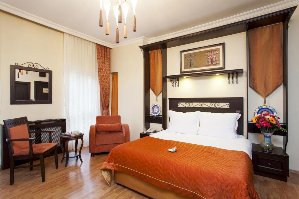 イスタンブールのおすすめホテル:オットマンホテル