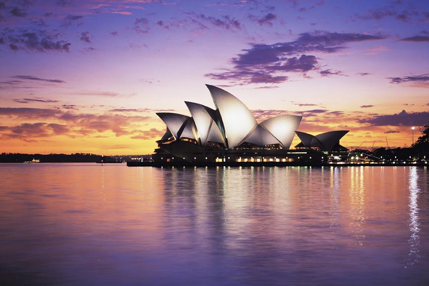 シドニーのおすすめエリア1:オペラ・ハウス周辺