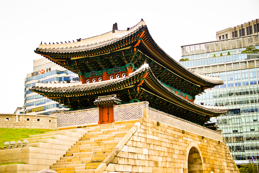 Namdaemun South City Gate