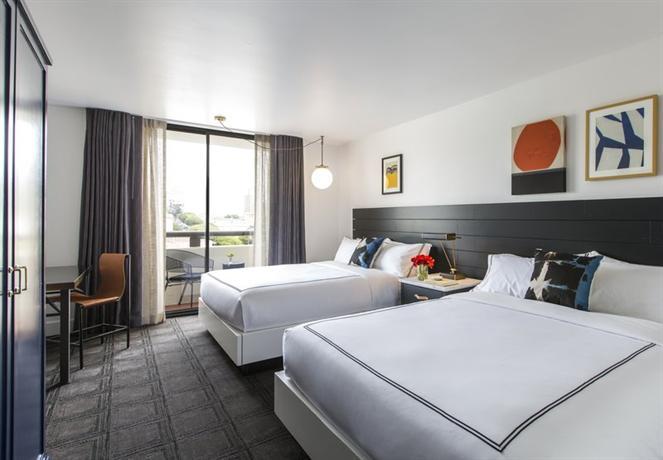 「ホテル トモ」1800 Sutter Street, ジャパンタウン, サンフランシスコ