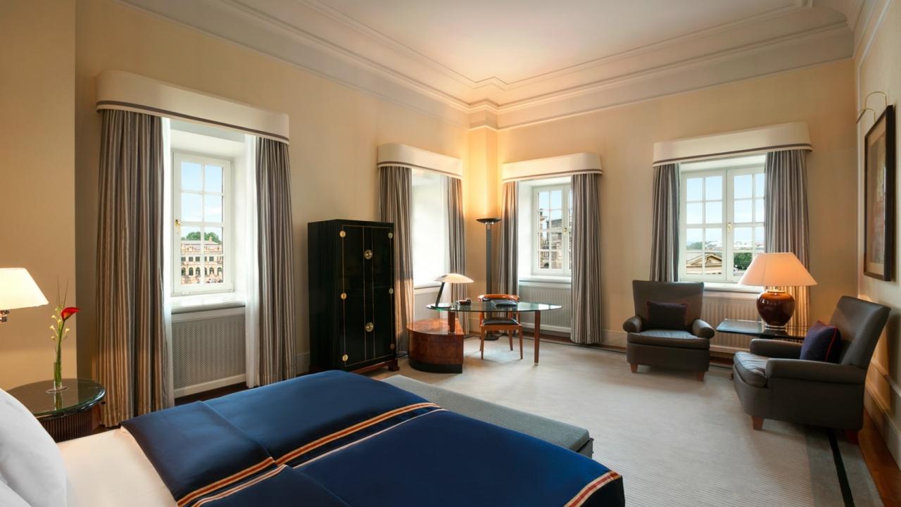 「Hotel Taschenbergpalais Kempinski Dresden」Taschenberg 3, 01067 Dresden