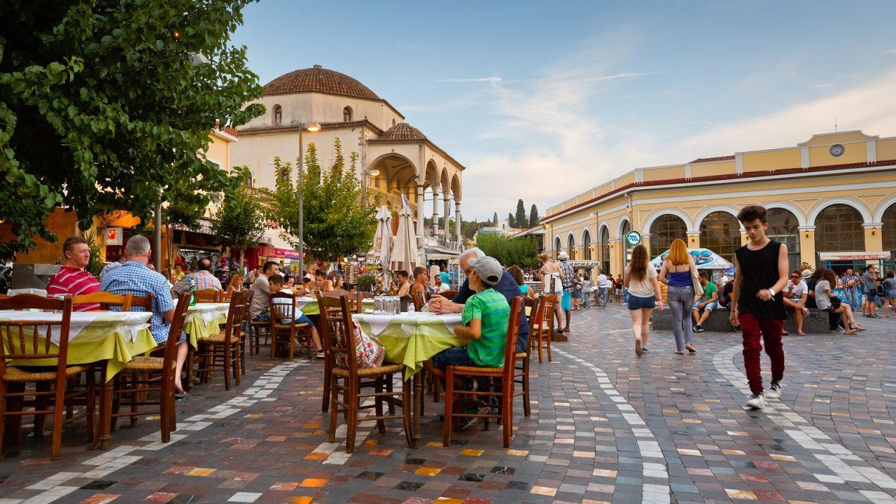 アテネのおすすめホテルと観光に便利なエリア3選!