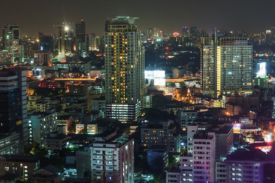 Shining Night Bangkok