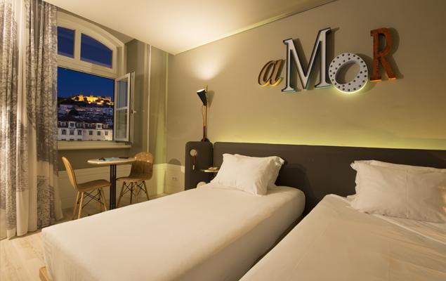 「My Story Hotel Rossio」Praça D.Pedro IV, 59, Santa Maria Maior, 1100-200 リスボン, ポルトガル
