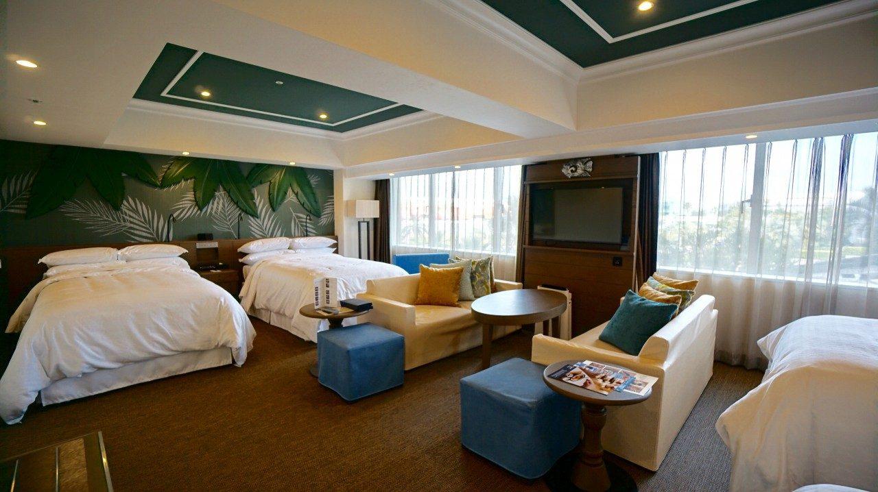 「シェラトングランデ東京ベイ 4人部屋」の画像検索結果